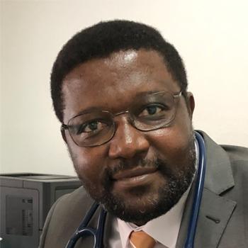 Dr Elysée Munyoka