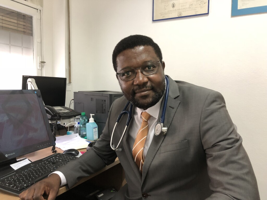 Dr. Munyoka