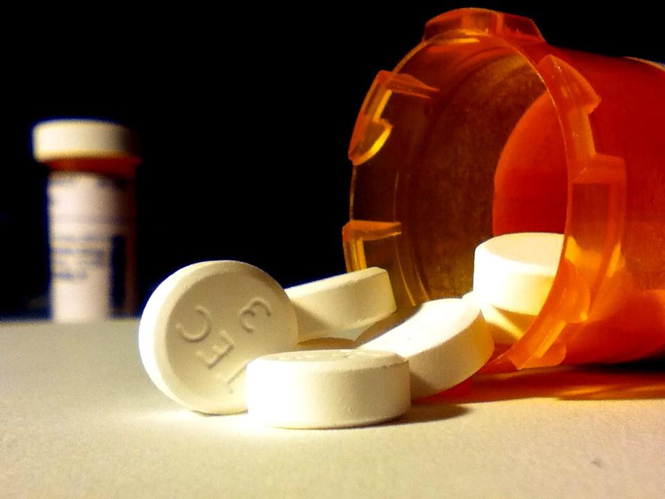 Middelengebruik-pillen
