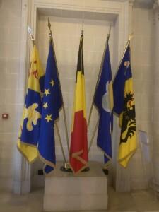 Vlaggen Brussel Vlaanderen